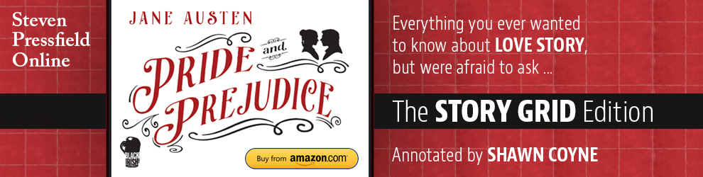 Pride and Prejudice - The STORY GRID edition - Annotated by SHAWN COYNE