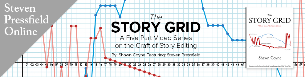 THE STORY GRID: A Five Part Video Series from Shawn Coyne.