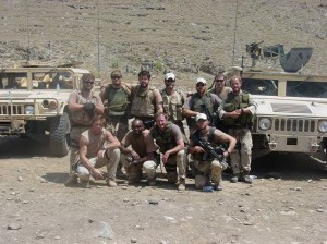 Maj. Gant and ODA 316 in Afghanistan 2004