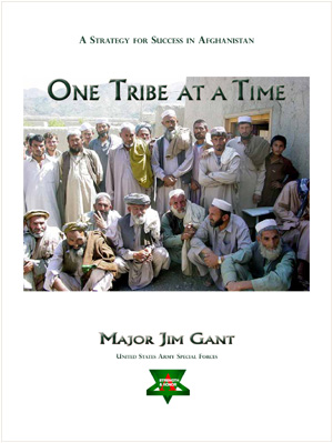 "Save Major Jim Gant's ""One Tribe At A Time"" to your computer, or view it right now."