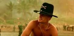 "Robert Duvall in ""Apocalypse Now"""
