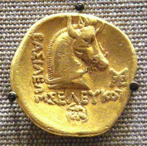 Bucephalus coin