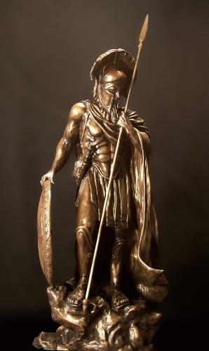King Leonidas Real   King Leonidas of Sparta   by