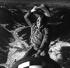 Slim Pickens in the all-time great Money Shot