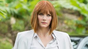 "Bryce Dallas Howard in ""Jurassic World."""