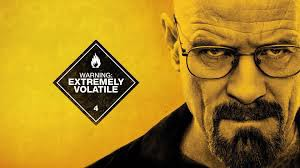 "Bryan Cranston in ""Breaking Bad."" The theme is transformation."