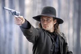 """Jude Law in """"Cold Mountain,"""" the movie"""