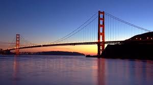 The Golden Gate bridge. Our story's spine should be as simple and as strong as this.