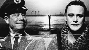 """Joe E. Brown and Jack Lemmon in """"Some Like It Hot"""""""