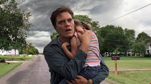 "Michael Shannon and Jaeden Lieberher in ""Midnight Special"""