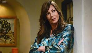 "Allison Janney as ""Mom"""