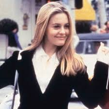 "Alicia Silverstone in ""Clueless:"""