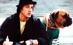 "Sylvester Stallone and Butkus from the first ""Rocky"""